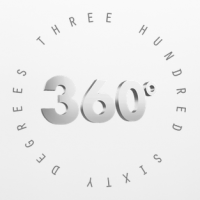three hundred and sixty degrees web development