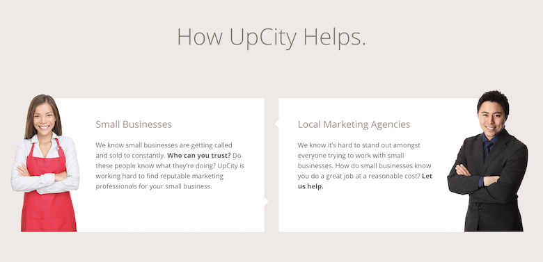 Top Ranked UpCity Agency